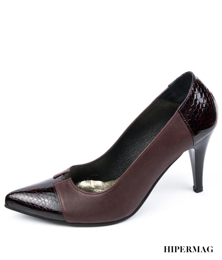 Високи дамски обувки Balis