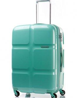 Куфар – цвят тюркоаз American tourister