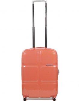 Куфар за ръчен багаж – цвят корал American tourister