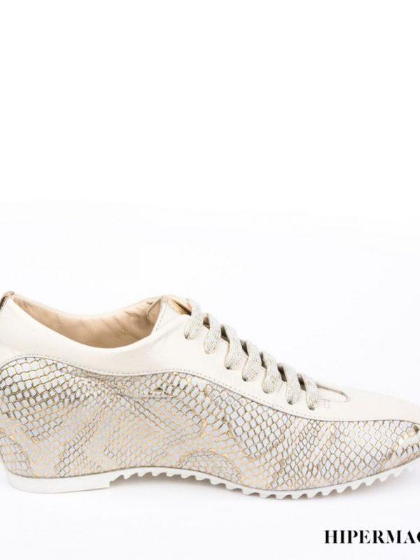 Дамски обувки - десен змия Sara Pen