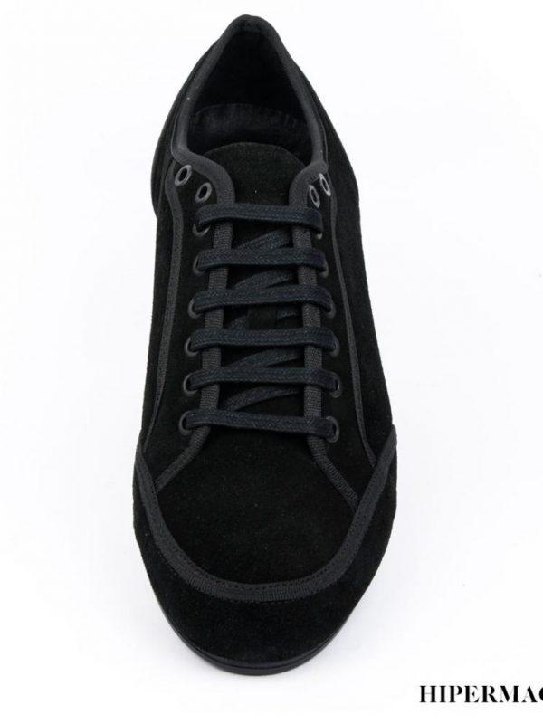 Мъжки ежедневни обувки в черно Sara Pen