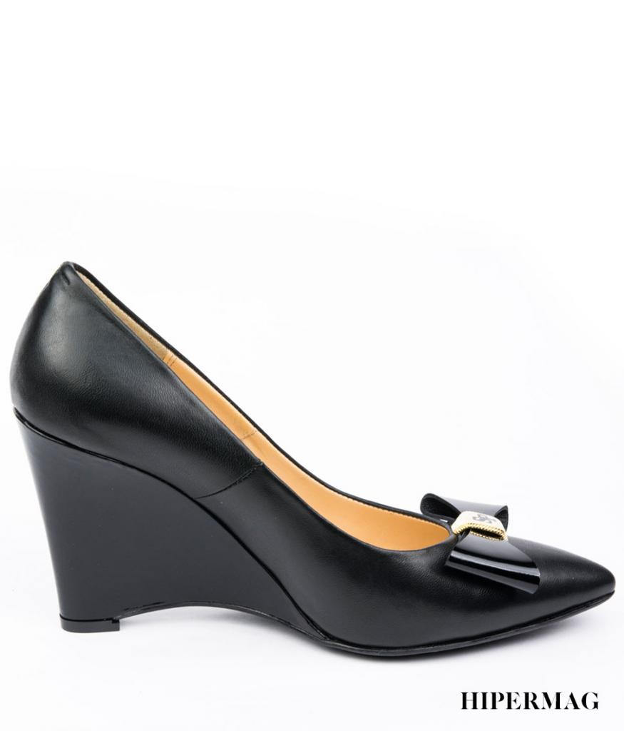 Дамски елегантни обувки на ток Sara Pen