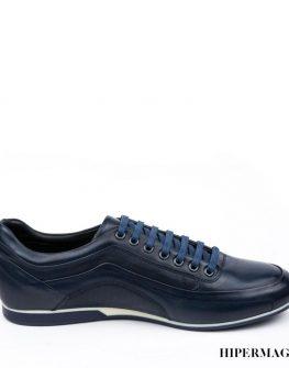 Мъжки спортни обувки в син цвят Sara Pen
