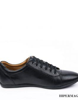 Мъжки спортни черни обувки Sara Pen