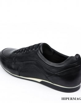 Мъжки спортни обувки в черен цвят Sara Pen