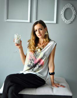 Стилна блуза Lara