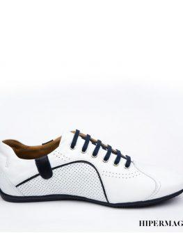 Мъжки бели ежедневни обувки Sara Pen