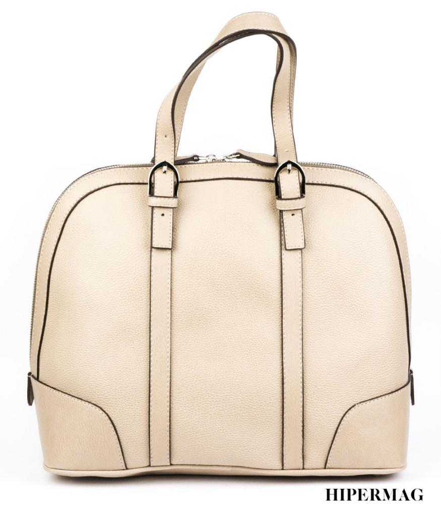 Стилна дамска кожена чанта Sara Pen