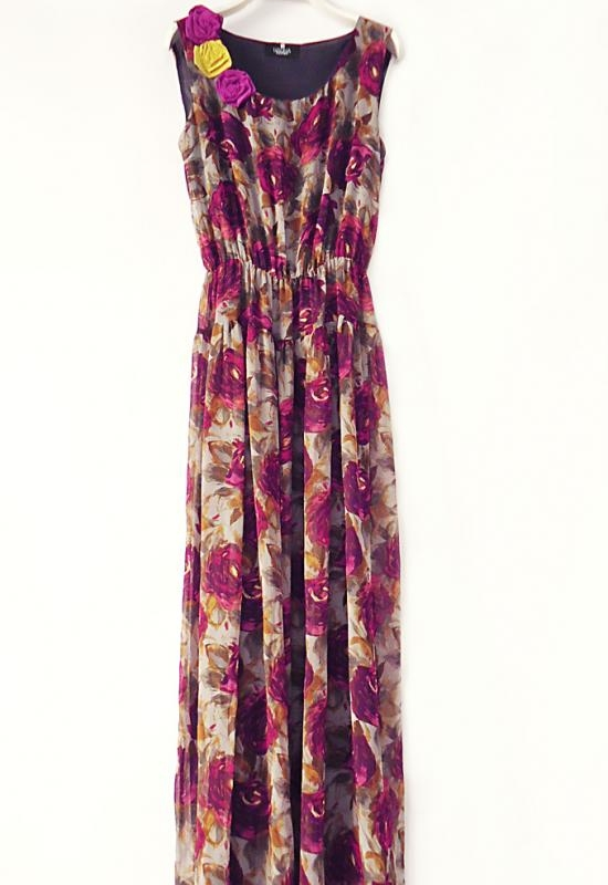 Дълга рокля Summer Dream