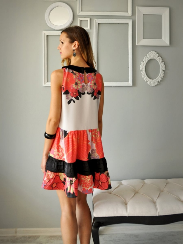 Дизайнерска рокля Eva