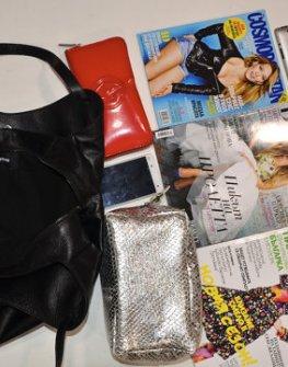 Дамска дизайнерска чанта в зелено Kotyto