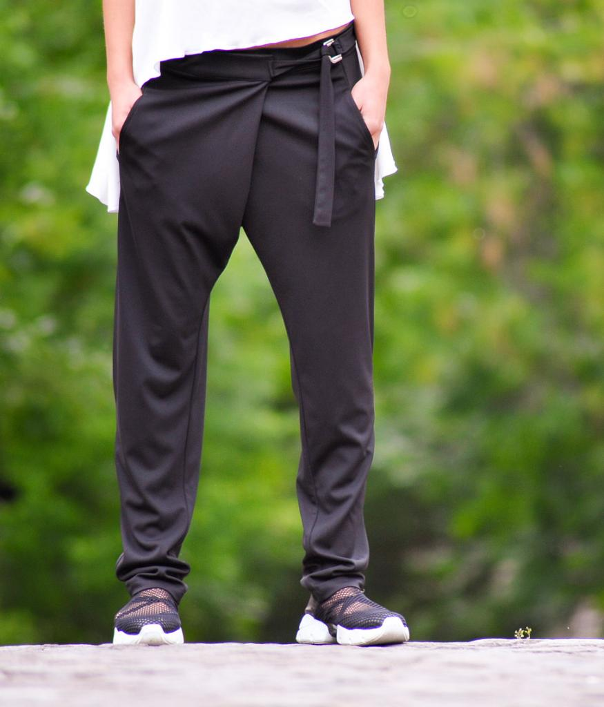 Дизайнерски спортен панталон