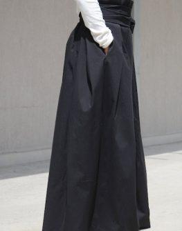 Дълга пола с висока талия Kotyto
