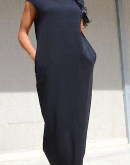 Дълга дизайнерска рокля Kotyto