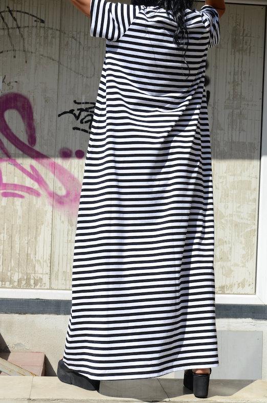 Черно - бяла рокля Kotyto