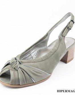 Ортопедични дамски велурени сандали Ara