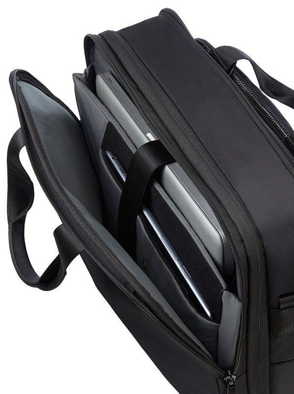Черна чанта за 13 - 16 инча лаптоп Samsonite