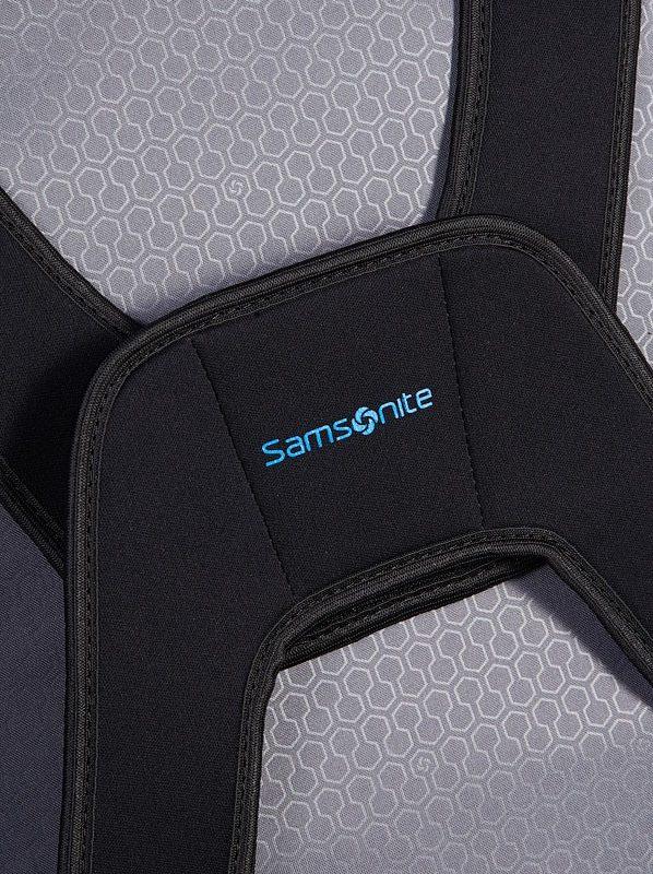 Бизнес чанта в черен цвят SamsoniteTriForce