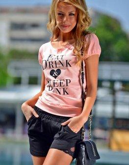 Дизайнерски къси панталонки DPmoda