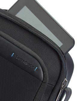 Черна чанта за рамо Samsonite