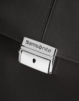 Сив куфар на 4 колела Starfire
