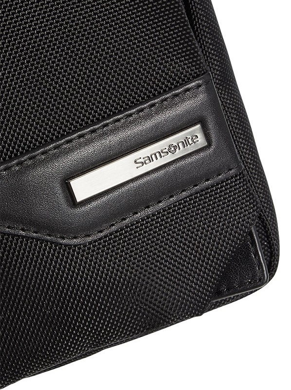 Черна чантичка Supreme от Samsonite