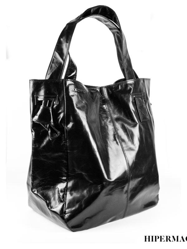 Черна дамска чанта Kotyto