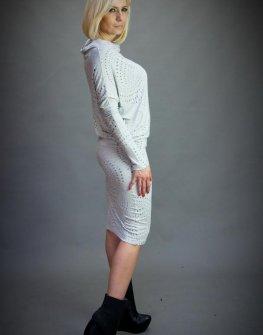 Елегантна дизайнерска рокля Aggata
