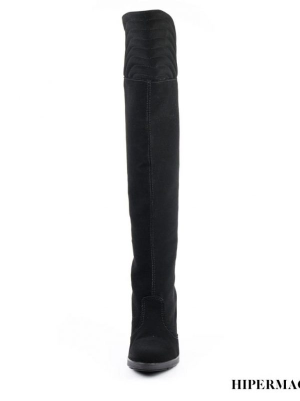 Високи дамски ботуши Cravo&Сanela