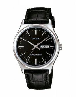 Часовник с черна каишка Casio
