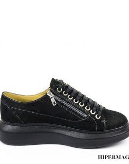 Спортни дамски обувки с връзки Sara Pen