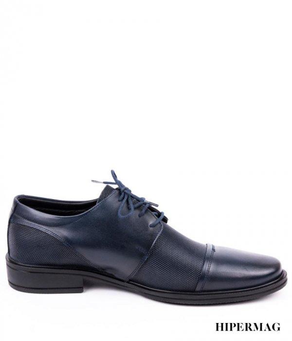 Мъжки елегантни обувки в синьо Balis