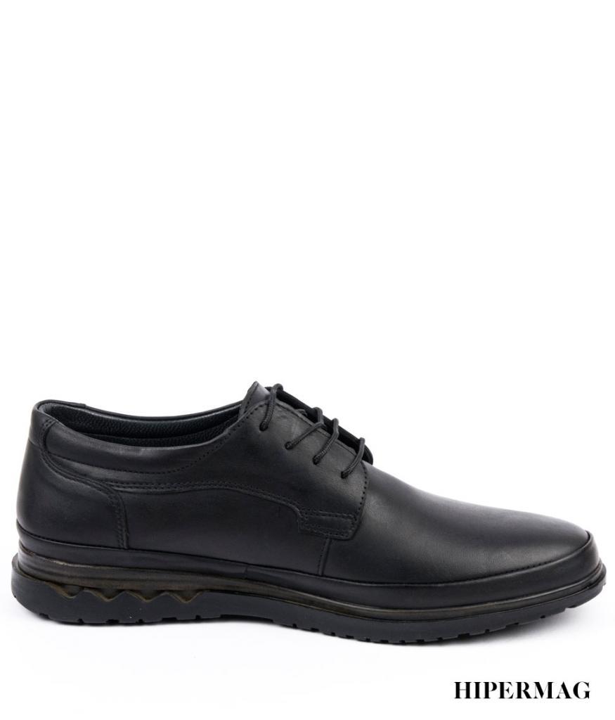Черни мъжки обувки Balis
