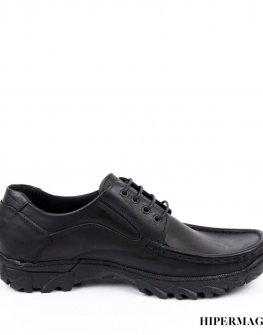 Мъжки ежеднвни обувки в черен цвят Balis