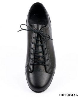 Черни мъжни ежедневни обувки Balis