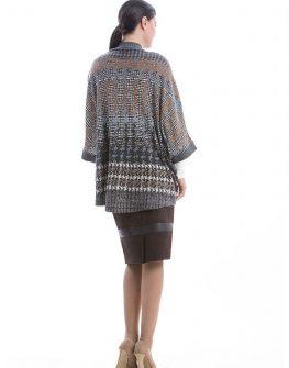 Плетена дамска жилетка CONQUISTA