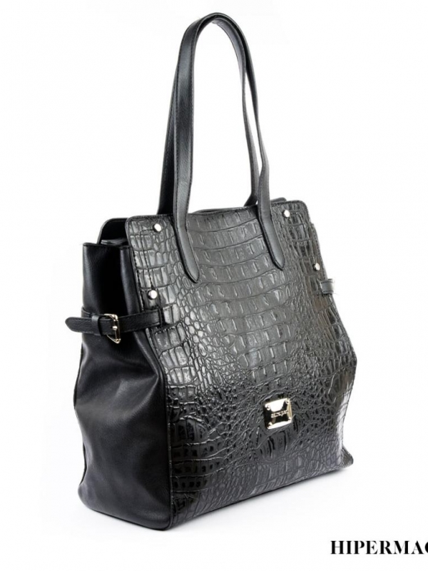 Елегантна дамска чанта в черно Sara Pen