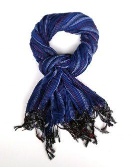 Красив шал в дискретно райе Styler