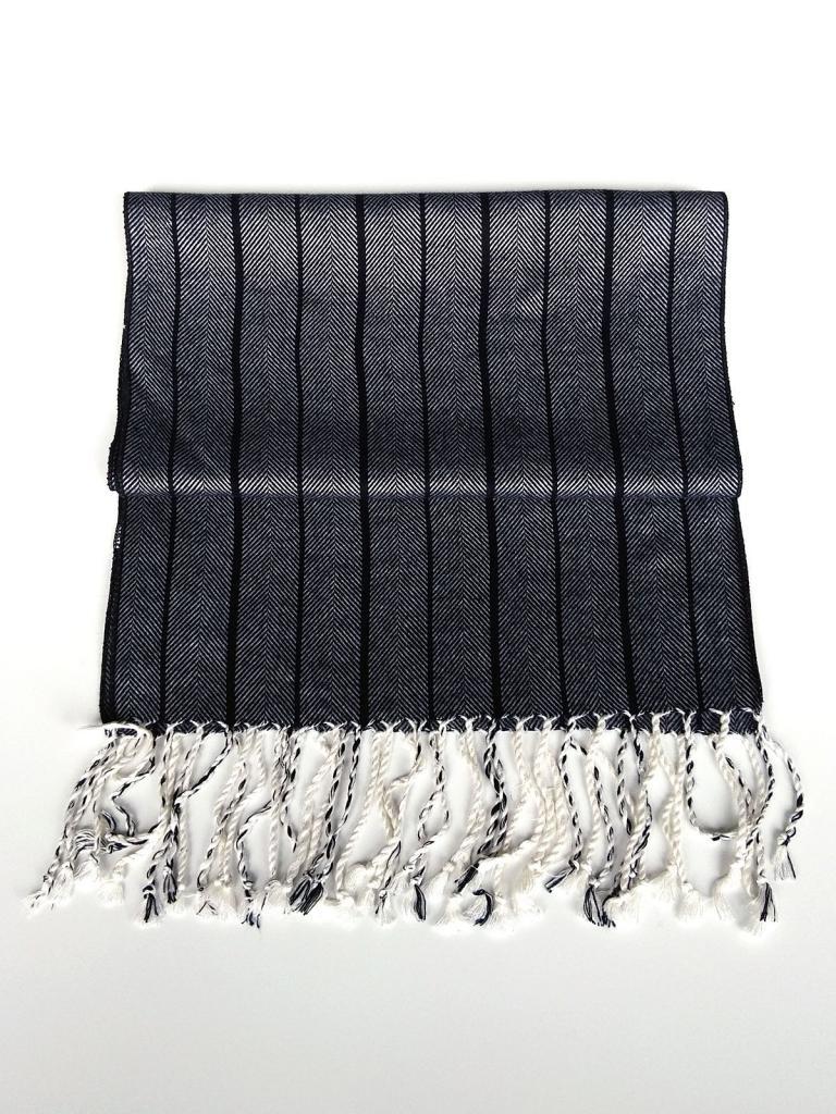 Мъжки шал в сив цвят Styler