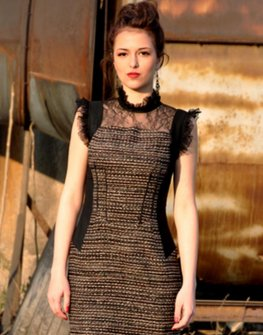 Дизайнерска рокля Anya