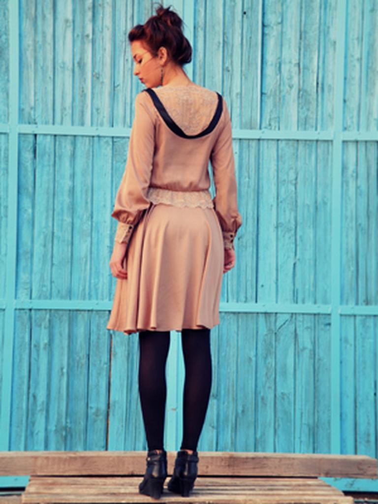 Дизайнерска рокля Leslie