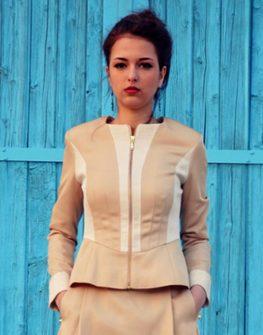 Дизайнерско дамско сако Sienna