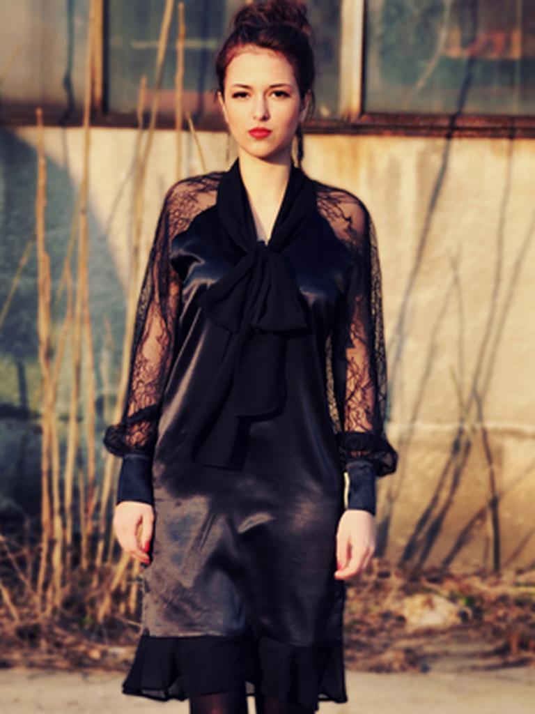 Нежна рокля Victoria