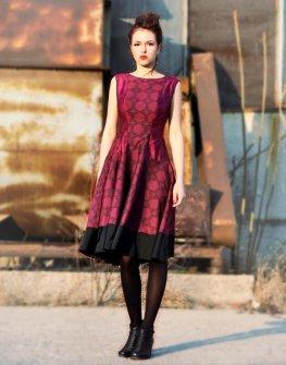 Красива дизайнерска рокля Kate