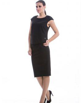 Дизайнерска блуза без ръкав CONQUISTA