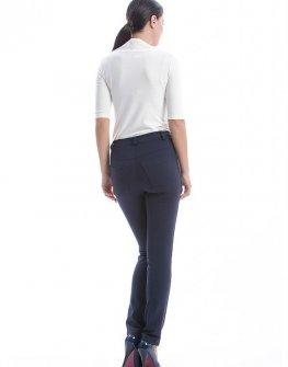 Елегантен панталон с висока талия CONQUISTA