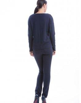 Спортно - елегантна блуза с дълъг ръкав CONQUISTA
