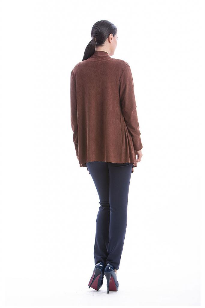 Асиметрична дизайнерска жилетка CONQUISTA