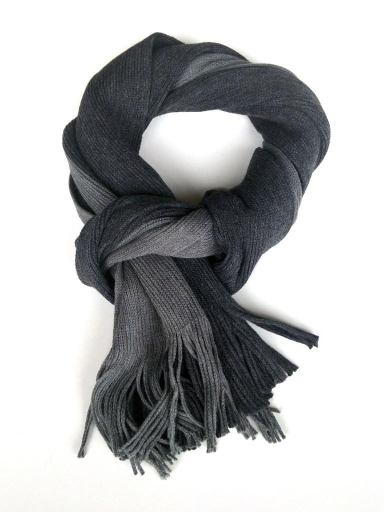Сив шал Styler