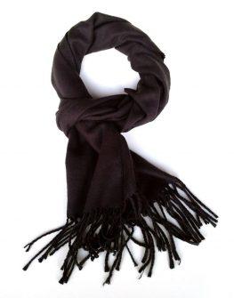 Зимен шал Styler – цвят графит